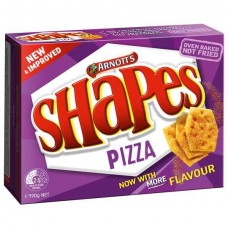 Shapes Pizza